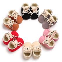 Newborn Baby Winter Warm Snow Boots Infant Boy Girl Crib Shoes Prewalker... - $16.00