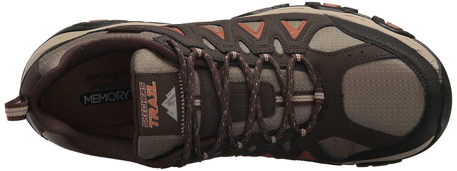 Skechers Men's Terrabite Oxford Trail Walking Hiking Shoe image 6