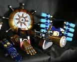 Overwatch HalloweenTerror Junkrat Skin Dr. Junkenstein Cosplay Weapon Props Buy