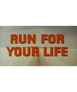 RUN for YOUR LIFE (1965) Complete - $36.95