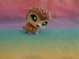 Littlest Pet Shop Tan Cream Porcupine Green Eyes #861 - $2.33