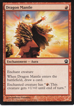 Magic The Gathering Dragon Mantle Card #119/249 - $0.99