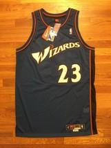 2002-03 Nike Washington Wizards Michael Jordan Blue Pro Cut Jersey 50 + ... - $1,499.99