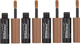 Maybelline Brow Drama Shaping Chalk Powder, Soft Brown 0.035 oz (Pack of 4) - $29.99