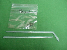 1966 66 Ford Thunderbird OEM Hood Ornament center plastic with clips FoMoCo - $14.85