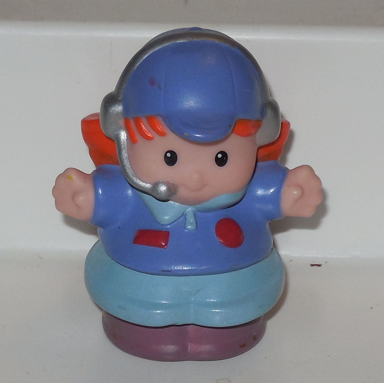 Fisher Price Current Little People Girl FPLP #2