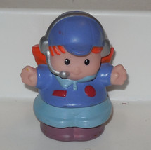 Fisher Price Current Little People Girl FPLP #2 - $3.00