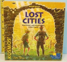 Lost Cities A Daring Adventure for Two Kosmos 1999 - $5.93
