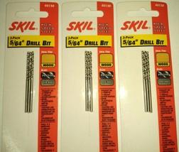 Skil 45132 5/64 Inch HSS Polished Drill Bit 3 (3 Packs) - $3.71