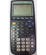 Texas Instruments TI-83 Plus Graphing Calculator T1-83 With Black Cover - $50.49