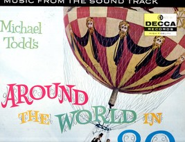 Around The World In 80 Days (LP Record) - $6.95