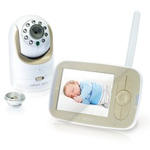 Infant Optics DXR-8 Video Baby Monitor with Interchangeable Optical Lens - $190.92