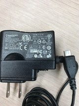 Plantronics Micro USB Charger SSA-3W-05 US 050018F Power Supply Adapter       L9