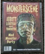 MONSTERSCENE No. 9 Case 1996 Stephen D. - $74.25