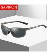 BAVIRON® Sports Polarized Sunglasses Men 100% UVA UVB Men Sunglasses Drive - $24.81