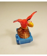 Aladdin King of Thieves Iago Scarlet Macaw Parrot Bird #4 Wheels McDonal... - $4.99