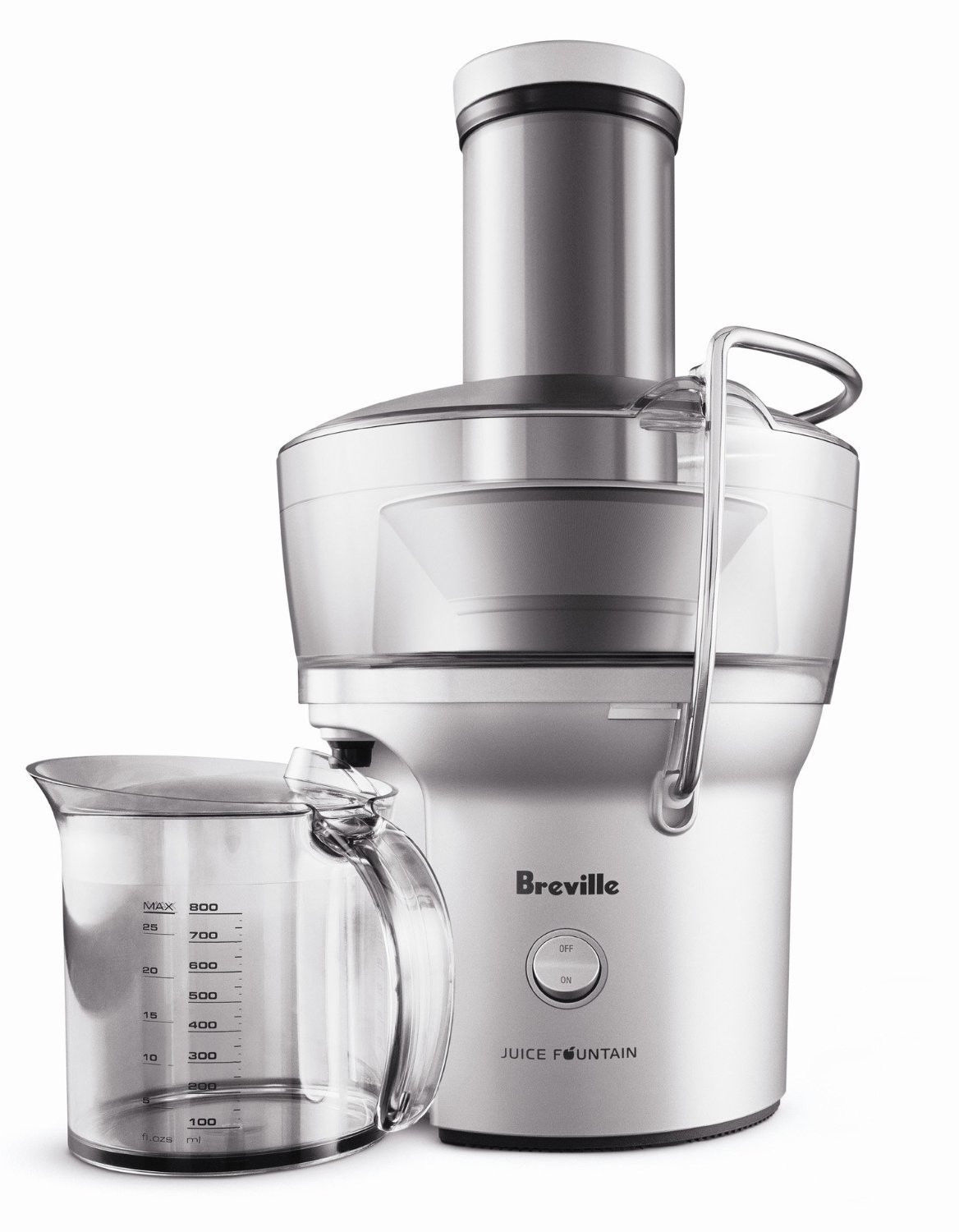 Juicer Breville BJE200XL Compact Juice Fountain 700-Watt Juice Extractor New