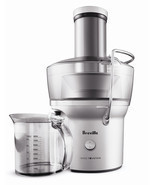 Juicer Breville BJE200XL Compact Juice Fountain 700-Watt Juice Extractor... - $186.60 CAD