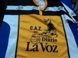 old rare basquetball Jersey  Club  Zaninetti Entre Rios Argentina   - $27.72