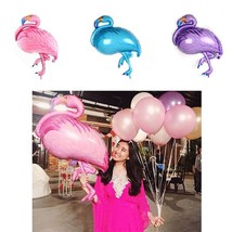 41X20 Large Flamingo Foil Color Balloon For Party Birthday Wedding Decor - $2.00+