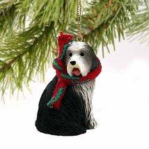 Bearded Collie Miniature Dog Ornament - $10.99