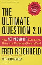 The Ultimate Question 2.0 (Revised and Expanded Edition): How Net Promoter Compa image 3