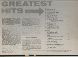 Ray Charles Greatest Hits - ABCS 415 - ABC Paramount - 1961 image 4