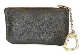 Authentic LOUIS VUITTON Key Cles Monogram Chain Case Pouch #31150B - $189.00