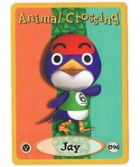 Jay 096 Animal Crossing E-Reader Card Nintendo GBA - $9.99