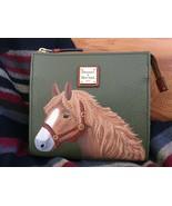 Dooney and Bourke Crossbody Bag, Handbag, Purse, Hand Painted Horse, Hor... - $250.00
