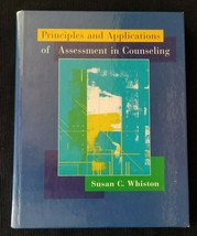 Principles and Applications of Assessment in Counseling by Susan C. Whis... - $3.95
