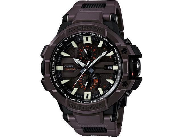 Primary image for GWA1000FC-5A Casio G-Shock G-Aviation Brown Watch Atomic Smart Access