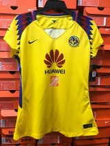 Nike Women's Club America Official 2017 2018 Third Soccer Jersey Size Large - $74.24
