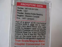 Micro-Trains Stock #06930212 CP True-Scale Conversion Car #287227 N-Scale image 5