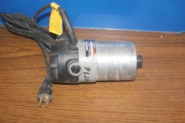 """PORTER CABLE Heavy Duty ROUTER 690LR 1/4"""" - $99.00"""