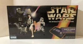 Star Wars The Interactive Video Board Game 1996 3-6 Players Nos Brand New Sealed - $29.70