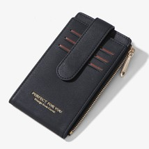 Soft Leahter Super Thin Wallet Women Many Card Holder Female Purses The... - $21.33