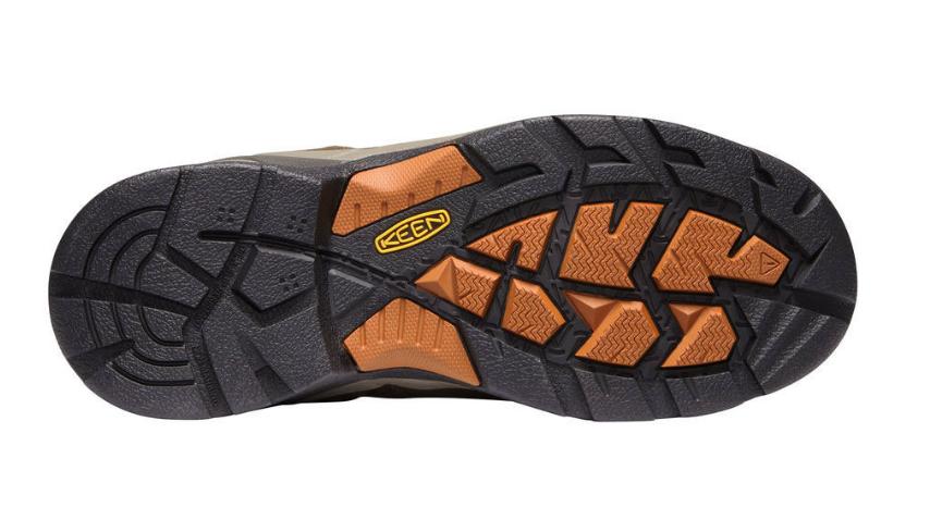Keen Detroit XT Taille US 10.5 M (D) Eu 44 Homme Wp Souple Orteil Travail Shoes image 5