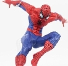 """6"""" Spiderman Action Figure Collectible Pvc Model Series Toy New Titan He... - $17.89"""