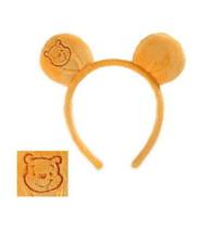 Walt Disney's Winnie the Pooh Orange Ears and Headband Child Size NEW UNWORN - $9.74
