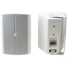 Polk Audio 2-Way Indoor/Outdoor OS70 Speakers & Easy Mount Swivel Bracke... - $166.30