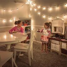 Mr Beams 1W G40 Globe Bulb LED Weatherproof Indoor/Outdoor String Lights, 50 fee image 5