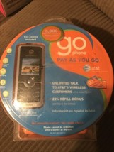 Motorola C168i AT&T Cell Phone Go Phone Pay As You Go - $31.78