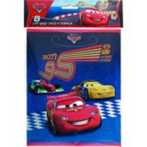 Disney Pixar Cars Loot Bags, 8 Per Set. - $11.75