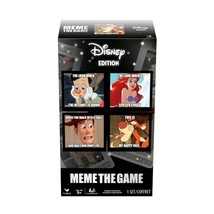 NEW SEALED Cardinal Disney Meme The Game Set - $18.49