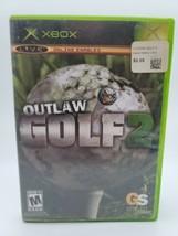 Outlaw Golf 2 -Microsoft Xbox Video Game - CIB - $11.39