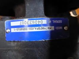 METARIS P31B197SPAJ20-25BAB05-1 HYDRAULIC PUMP  image 2