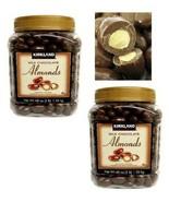Kirkland Signature Milk Chocolate Almonds 3 Lbs - 2 Pack - $44.50