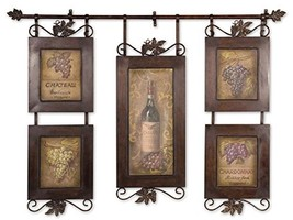 Uttermost Hanging Wine Collage - $217.80