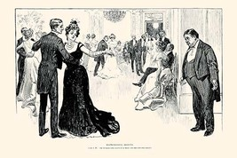 Matrimonial Misfits by Charles Dana Gibson - Art Print - $19.99+